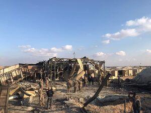 تصاویر جدید از پایگاه هوایی عین الاسد