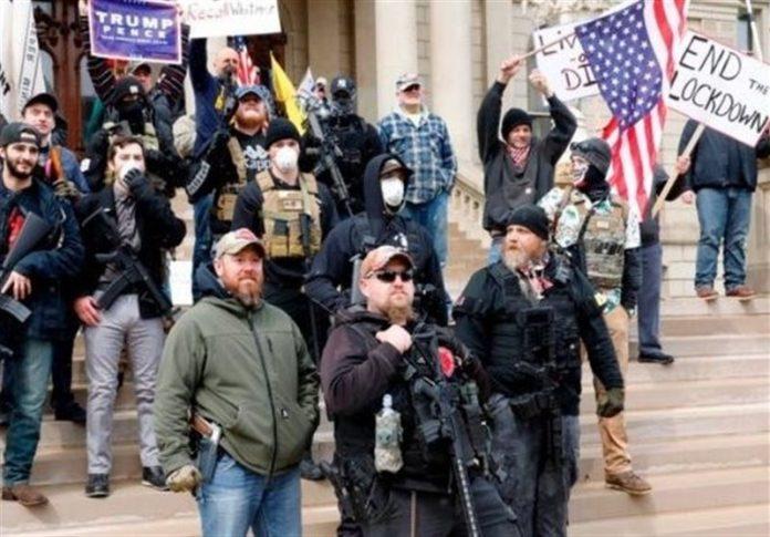 تشدید ناآرامیهای مدنی در آمریکا در پی افزایش اعتراضات نسبت به شمارش آرا