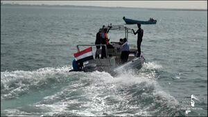 موفقیت نیروهای یمنی در بازسازی قایق های گارد ساحلی